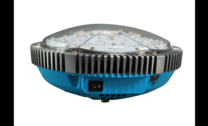 140W UFO High Bay LED Grow Lights Outdoor Full Spetrum No Fans 3 Years Warranty